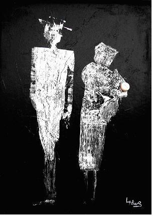 Lydie Borgi - Couple