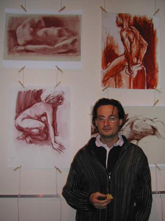 L'artiste ! Peaux d'Anges